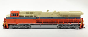 N Detailed GEVO - NS Interstate #8105