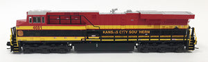 N Detailed GEVO - Kansas City Southern #4681