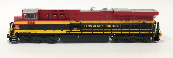 N Detailed GEVO - Kansas City Southern #4685