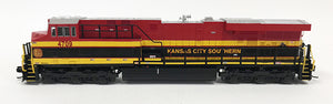N Detailed GEVO - Kansas City Southern #4709