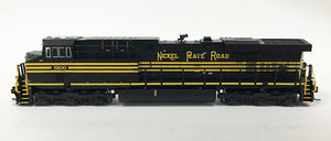 N Detailed GEVO - NS Nickel Plate Road #8100 Modified Road Number