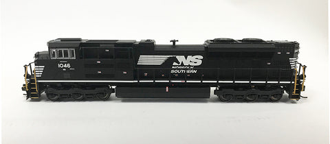 N Detailed SD70ACe - Norfolk Southern #1046