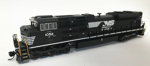 N Detailed SD70ACe - Norfolk Southern #1052