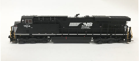 N Detailed GEVO - Norfolk Southern #7504