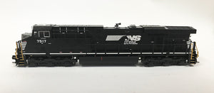 N Detailed GEVO - Norfolk Southern #7517