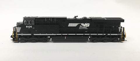 N Detailed GEVO - Norfolk Southern #8106