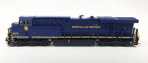 N Detailed GEVO - NS Norfolk & Western #8103