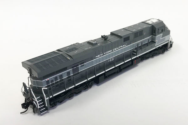N Detailed GEVO - CSX Heritage - NYC  #1831
