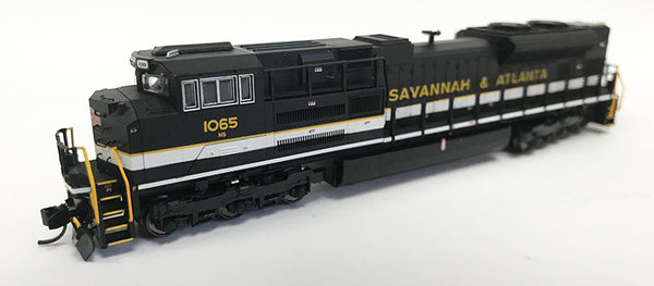 N Detailed SD70ACe - NS Savannah & Atlanta #1065