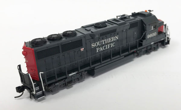 N Detailed GP60 - SP #9600