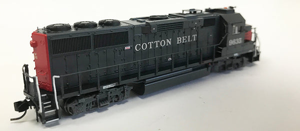 N Detailed GP60 - Cotton Belt #9635