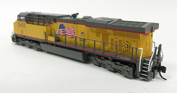 N Detailed GEVO - Union Pacific #5405