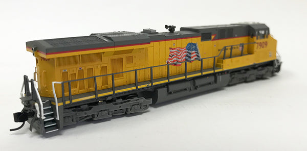 N Detailed GEVO - Union Pacific #7909