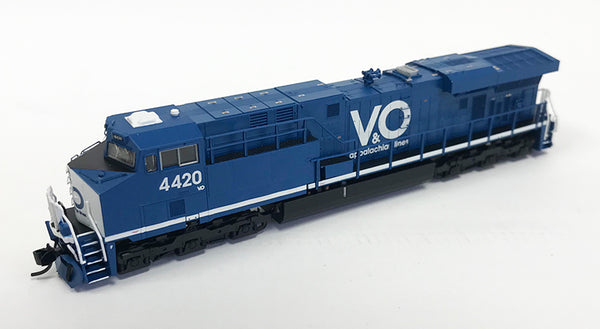 N Detailed GEVO - Virginian & Ohio #4420