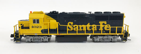N GP60 - Santa Fe (Late Dynamics)