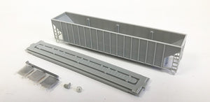 N Kit - 3 Bay Covered Hopper FMC 4700 Cuft