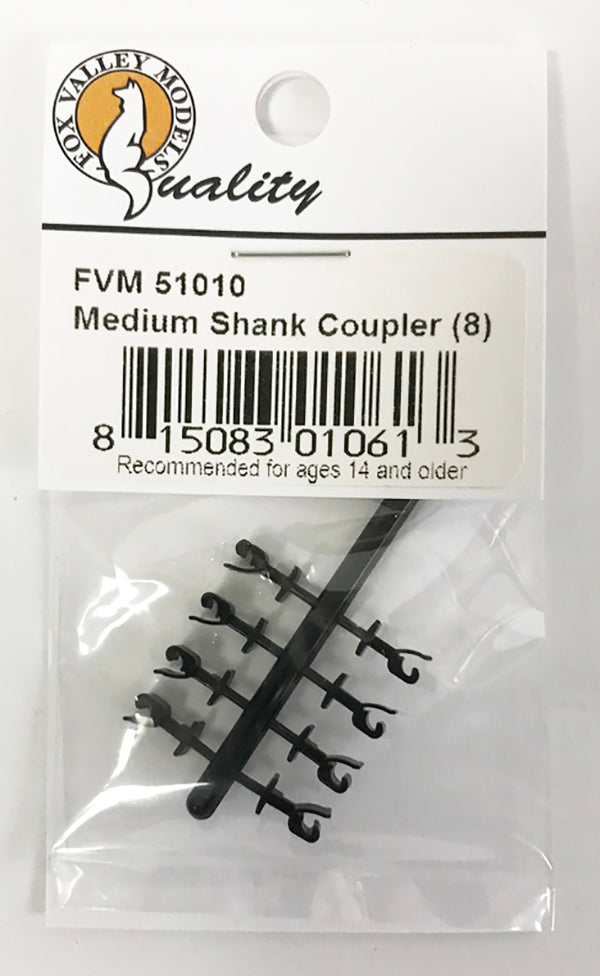 N Static Coupler - Medium Shank