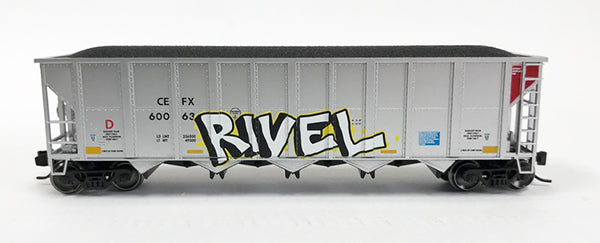 "N RD4 Hopper - CEFX with ""Rivel"" Graf"
