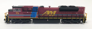 N Refurbished SD70ACe - A&M #71
