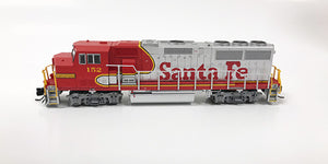 N Refurbished GP60M - ATSF #152