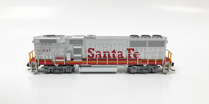 N Refurbished GP60B - ATSF #331