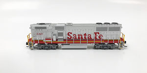 N Refurbished GP60B - ATSF #340