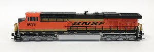 N Refurbished GEVO - BNSF #6639
