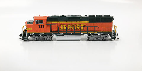 N Refurbished GP60M - BNSF #128