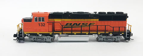 N Refurbished GP60M - BNSF #132