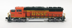 N Refurbished GP60M - BNSF #145