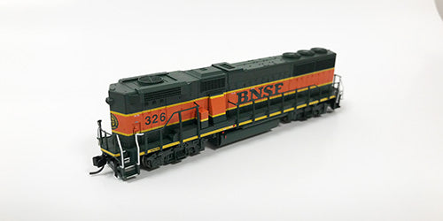 N Refurbished GP60B - BNSF #326