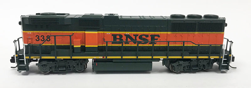 N Refurbished GP60B - BNSF #338