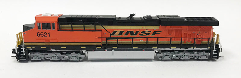 N Refurbished GEVO - BNSF #6621