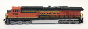N Refurbished GEVO - BNSF #7687