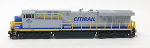N Refurbished GEVO - Citirail #1215