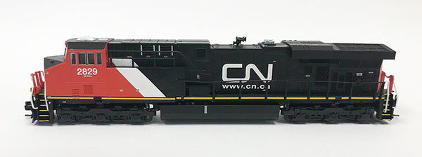 N Refurbished GEVO - Canadian National #2829