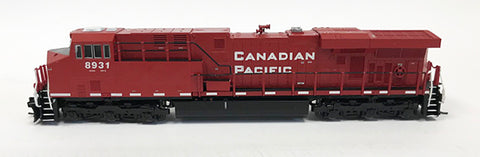 N Refurbished GEVO - Canadian Pacific #8931