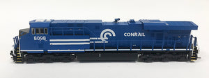 N Refurbished GEVO - NS  Conrail #8098