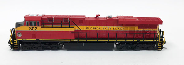 N Refurbished GEVO - Florida East Coast #802