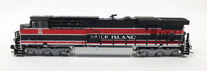 N Refurbished GEVO - Iowa Interstate #513