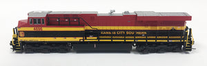 N Refurbished GEVO - KCS #4696
