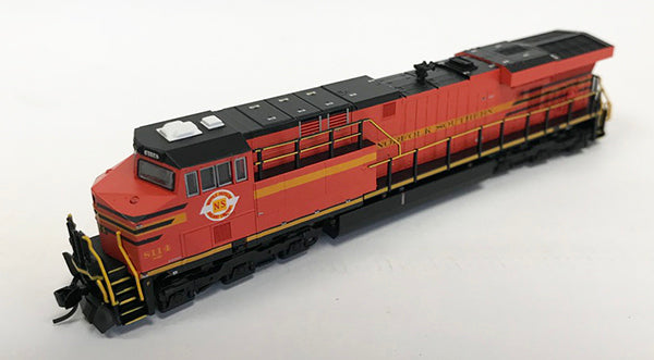N Refurbished GEVO - Norfolk Southern #8114 (Original)