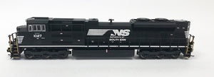 N Refurbished SD70ACe - Norfolk Southern #1027