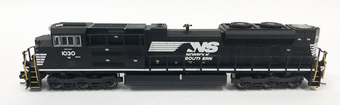 N Refurbished SD70ACe - Norfolk Southern #1030