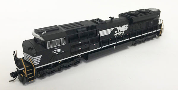 N Refurbished SD70ACe - Norfolk Southern #1052
