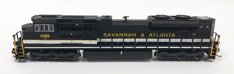 N Refurbished SD70ACe - NS #1065 Savannah & Atlanta