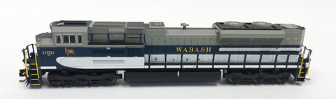 N Refurbished SD70ACe - NS #1070 Wabash