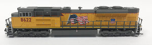 N Refurbished SD70ACe - UP #8622
