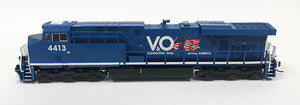 N Refurbished GEVO - V&O #4413 w/Flag