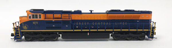 N SD70ACe NS Heritage - Central of New Jersey #1071
